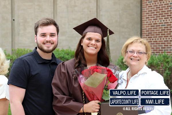 Valparaiso University Commencement May 16 2021