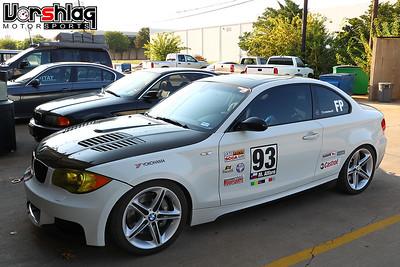 Mirabella Alfaro - 2009 BMW 135i