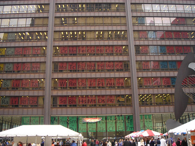 Daley Center Periodic Table