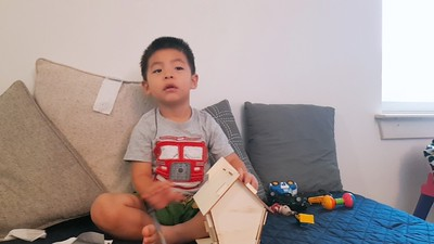 """Toddlertown At HOME SERVICE """"Josiah and God's Words"""" 8/16/20"""
