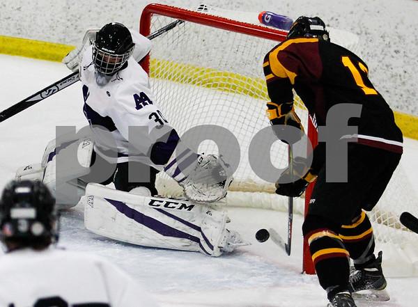 Hockey Dexter vs. Pioneer 2-11-2021