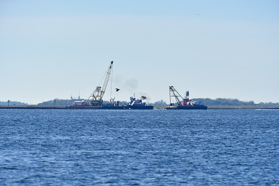 Dredge Support Vessels 12-12-18