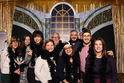 Great Gatsby Holiday Party 12.19.18