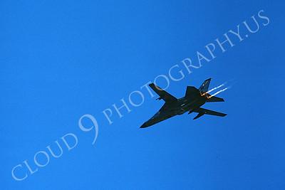 AFTERBURNER: US Air Force General Dynamics F-111 Aardvark Fighter-Bomber Afterburner Pictures