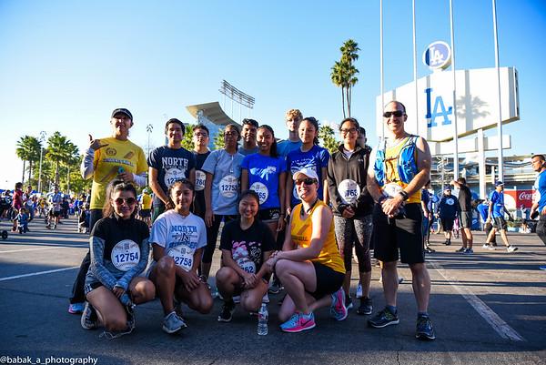 2018-09 SRLA LA Dodger Foundation 5K