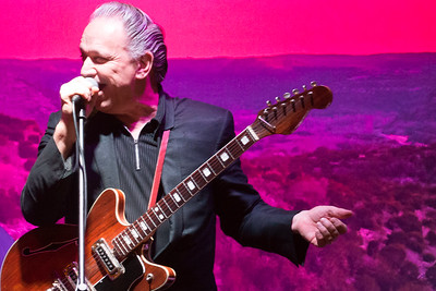 Jimmie Vaughan - Jazz TX, Mar 2017