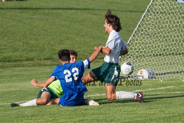 2021-8-31 WHS Boys Soccer vs Dover