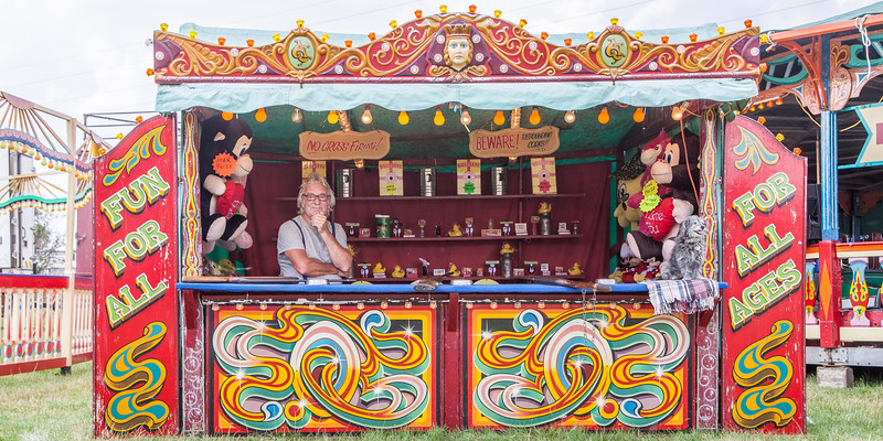 Rempstone Steam and Country Show, 14th July 2018