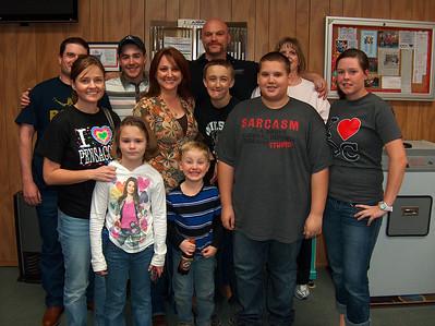 Zaneis Baptist Church Youth Group