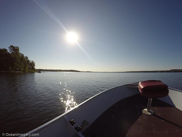 20160803 Manitoba, CA. - Manitoba Fishing Trip - Day 2