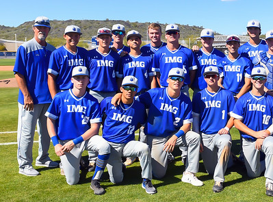 3-18-19 - IMG Academy Black vs. Quartz Hill (Coach Bob Invitational) Baseball