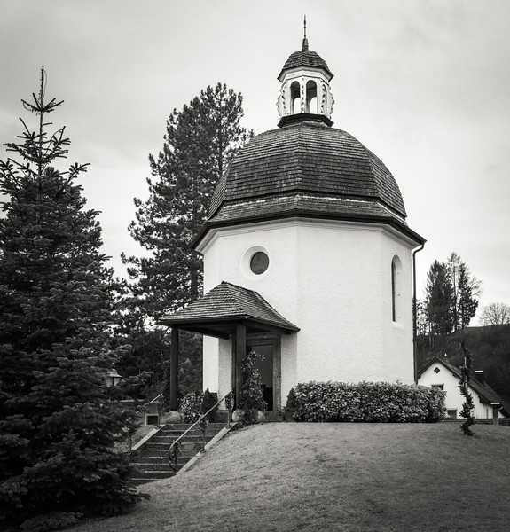 Silent Night Chapel in Oberndorf