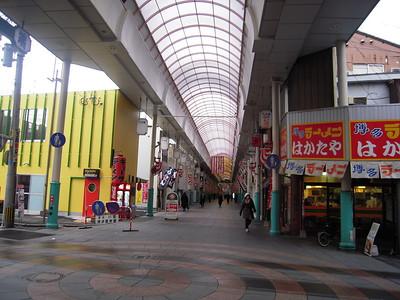 SIU Night Kawabata Arcade