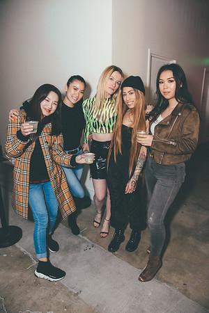 Le.Five Pop Up @ Midway SF 2/23/2019