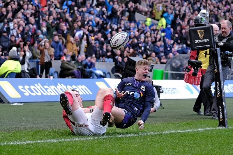 G6N2019 - Round Four - Scotland vs Wales