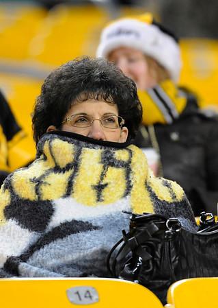 Browns vs. Steelers Dec. 8, 2011