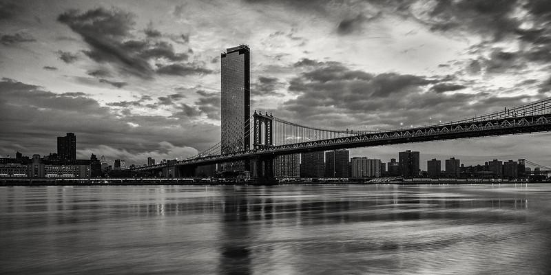 Manhattan Bridge pano