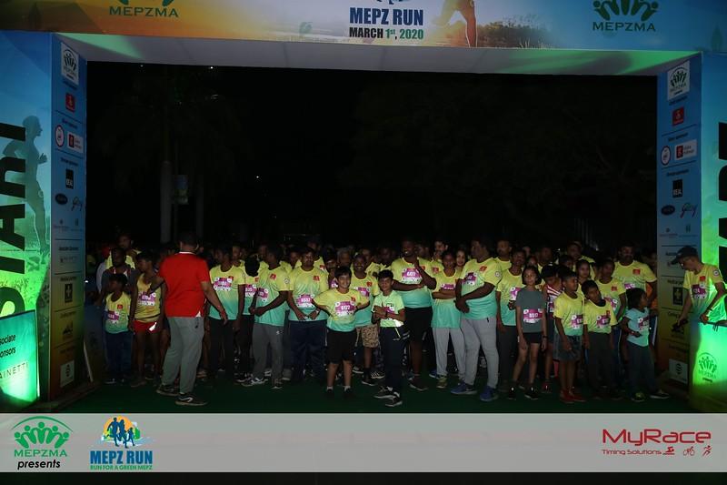 MEPZ Run 2020 - Untagged