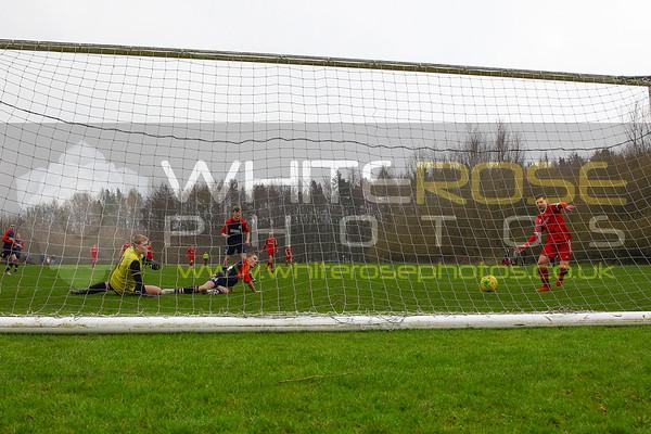 Pitchero League Cup semi-final Under 16's