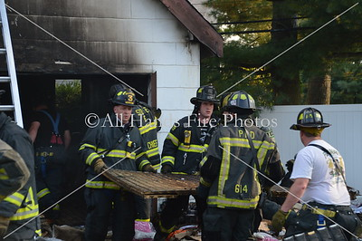 20131004 - Syosset - Garage Fire