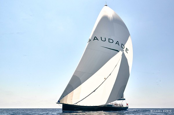 Saudade - Wally Sail Yacht