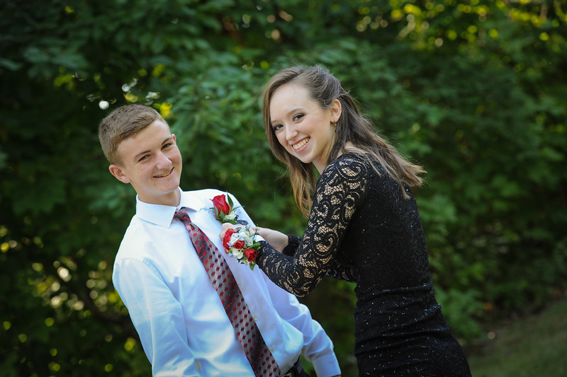 9-29-18 Eden Nygaard (15 - Sophmore) and Bailey Edwards (17 - Senior) Bluffton HS Homecoming-56.jpg