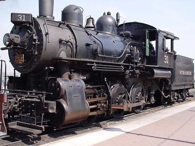Railroad Museum, Strasburg, PA