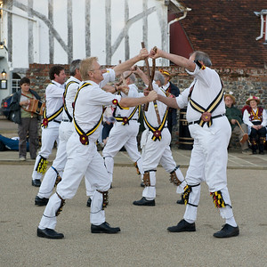 Morris Men (and ladies)