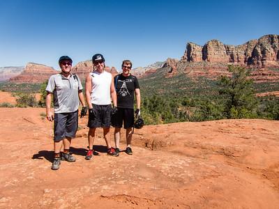 Arizona MTB Trip 2014