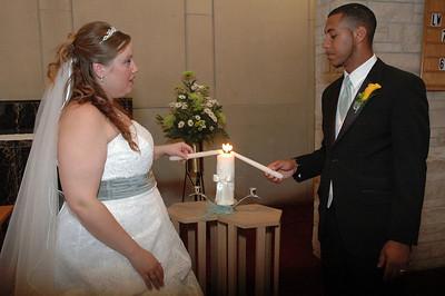 Amanda & Bryan Carroll Wedding Aug 16, 2008