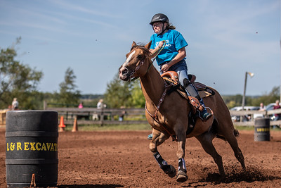 NBHA/IBRA Barrel Racing 9/19/2020