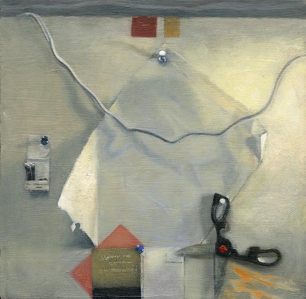 Wall Still Life (10 x 10)