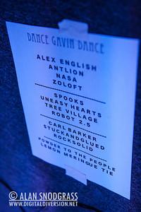 Dance Gavin Dance 11-3-2012