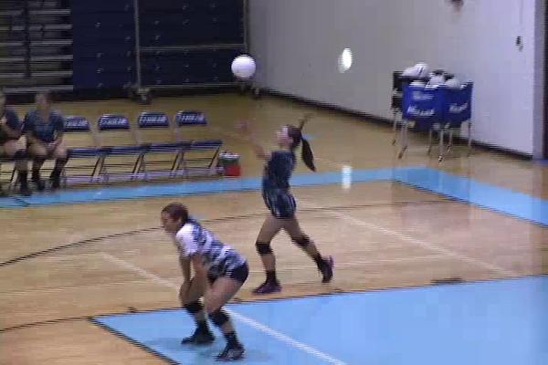 2011 Cactus Volleyball Videos