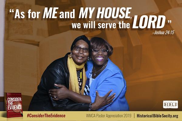 Wmca Pastors Appreciation