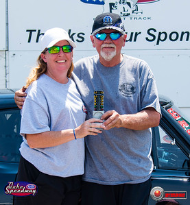 2018 - Oahe Speedway - Winners Circle - 07 - 08 - 18