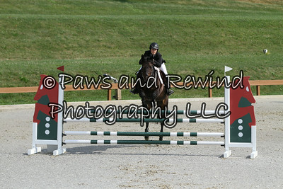 Sunday Grand Prix Ring: High Child/Adult Jumper Classic