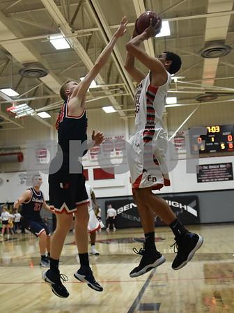 1/20/17 Urbandale @ Fort Dodge Boys Basketball
