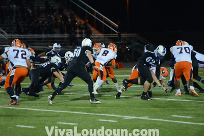 Football: 5A North Playoffs, North Stafford at Tuscarora 11.22.13 (by Chas Sumser)