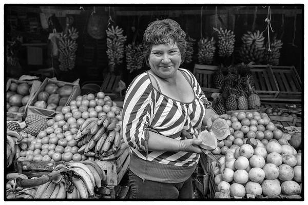 Portraits Tingo Maria Market