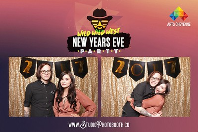 New Years Eve WILD WEST PARTY