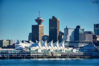 Vancouver, BC, Canada (Embarkation)