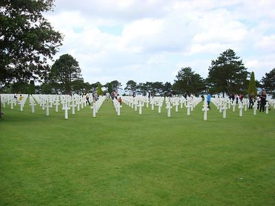Normandy American Cementery & Memorial