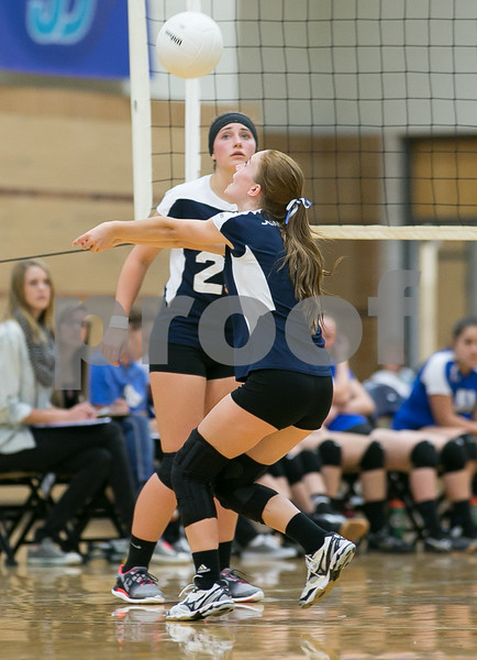 JD vs Stansbury Soph Volleyball