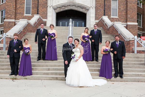 Wedding Party - Lisa and Josh