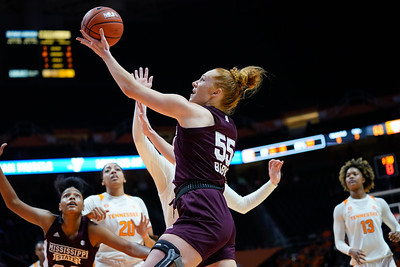Mississippi State vs Lady Vols