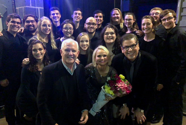 UConn Chamber Singers & Kristin Chenoweth