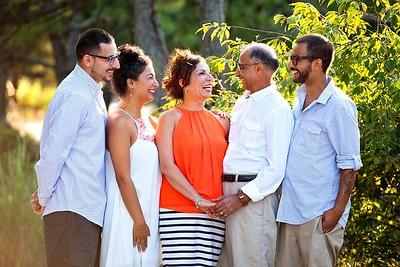 Mahmound Family
