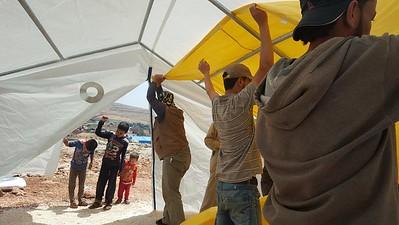 Shelter Syria