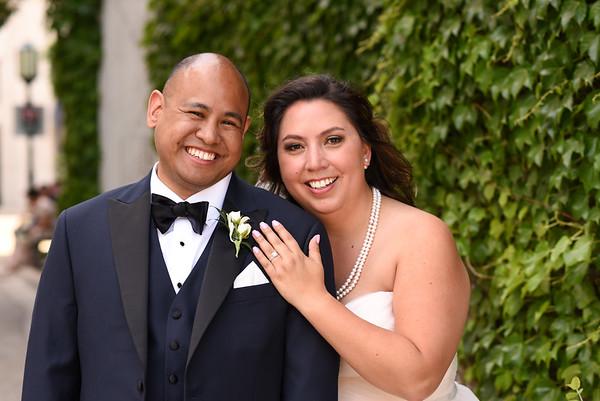 Monica & Edgar Wedding